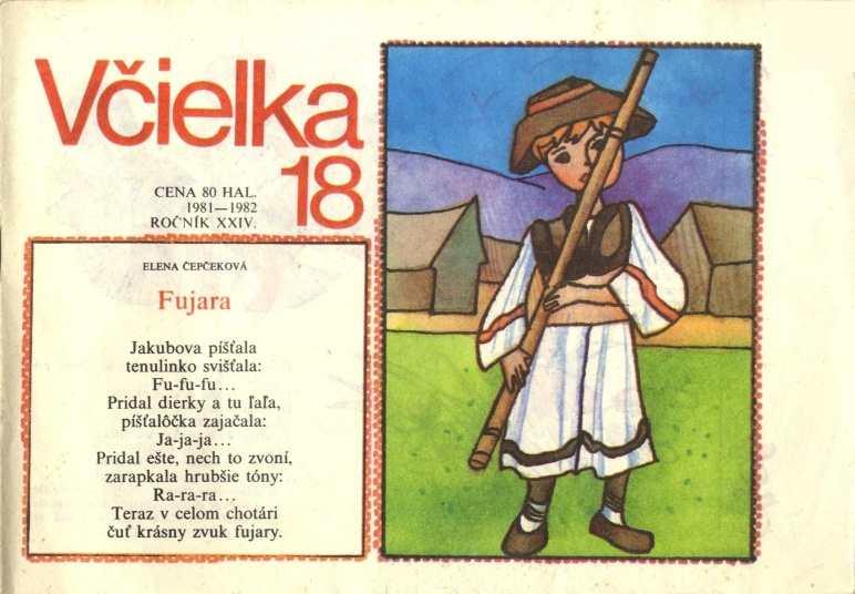 VCIELKA_24_rocnik_(1981-82)_cislo_18