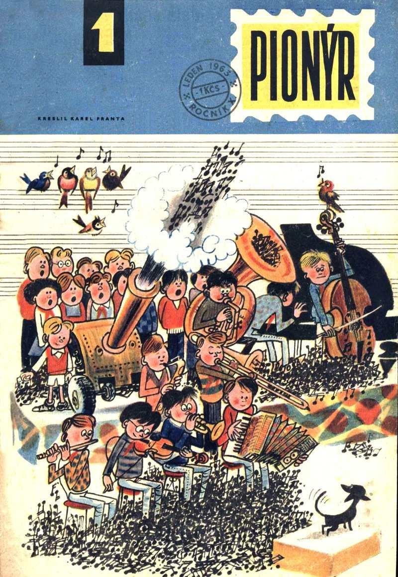 PIONYR_10.rocnik_(1963)_cislo_01