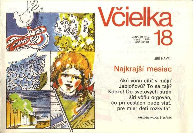 VCIELKA_28_rocnik_(1985-86)_cislo_18