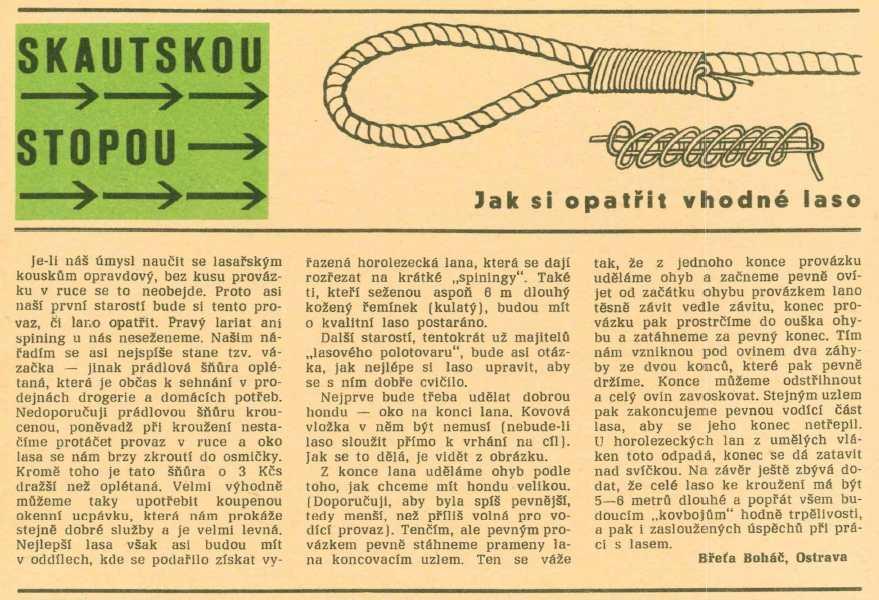 JUNAK_32.rocnik_(1969-70)_cislo_01_skautskou_stopou