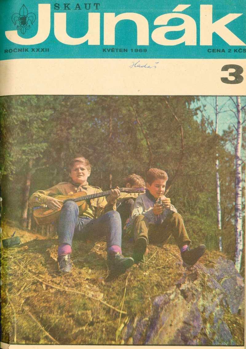 JUNAK_32.rocnik_(1969-70)_cislo_03