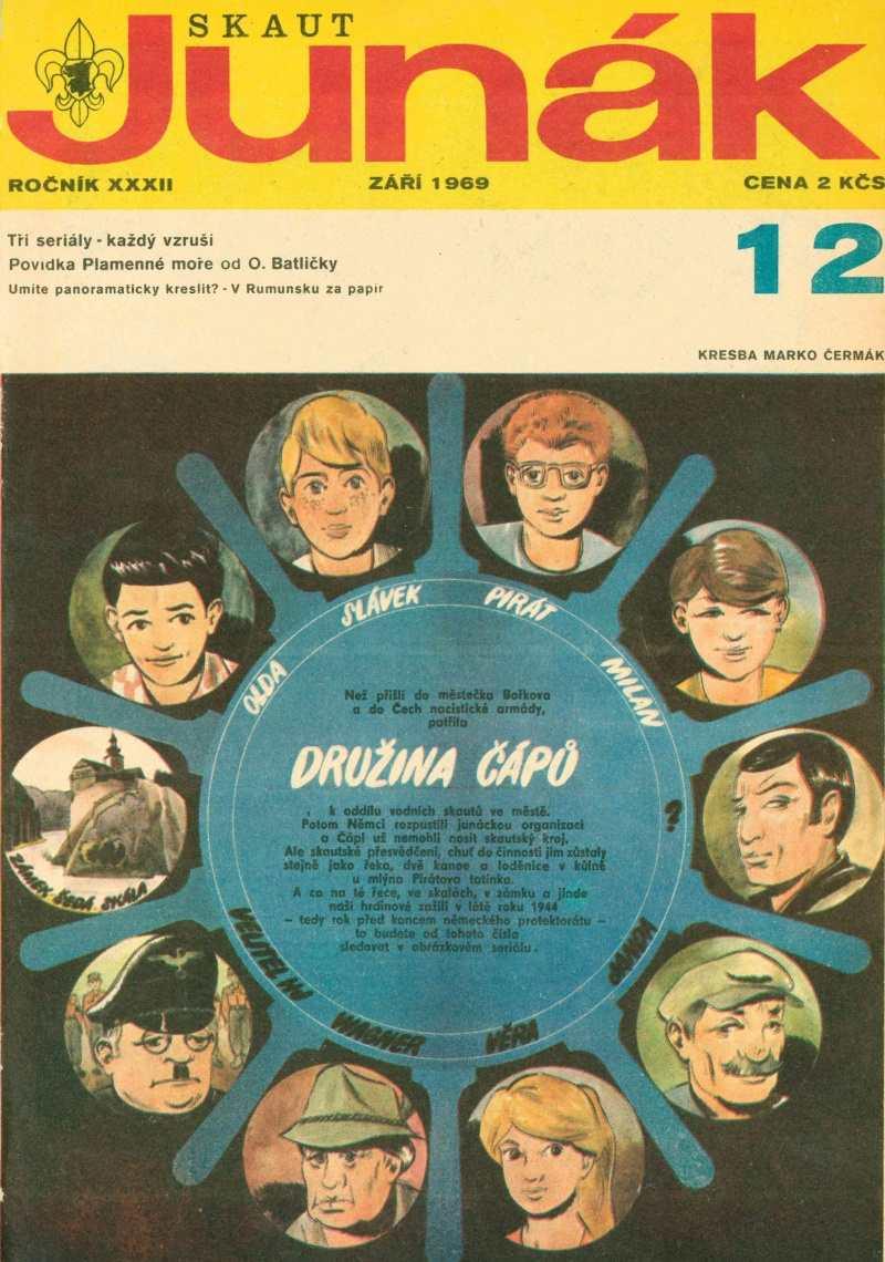 JUNAK_32.rocnik_(1969-70)_cislo_12