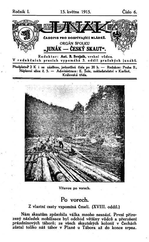 JUNAK_rocnik_01_(1915)_cislo_06