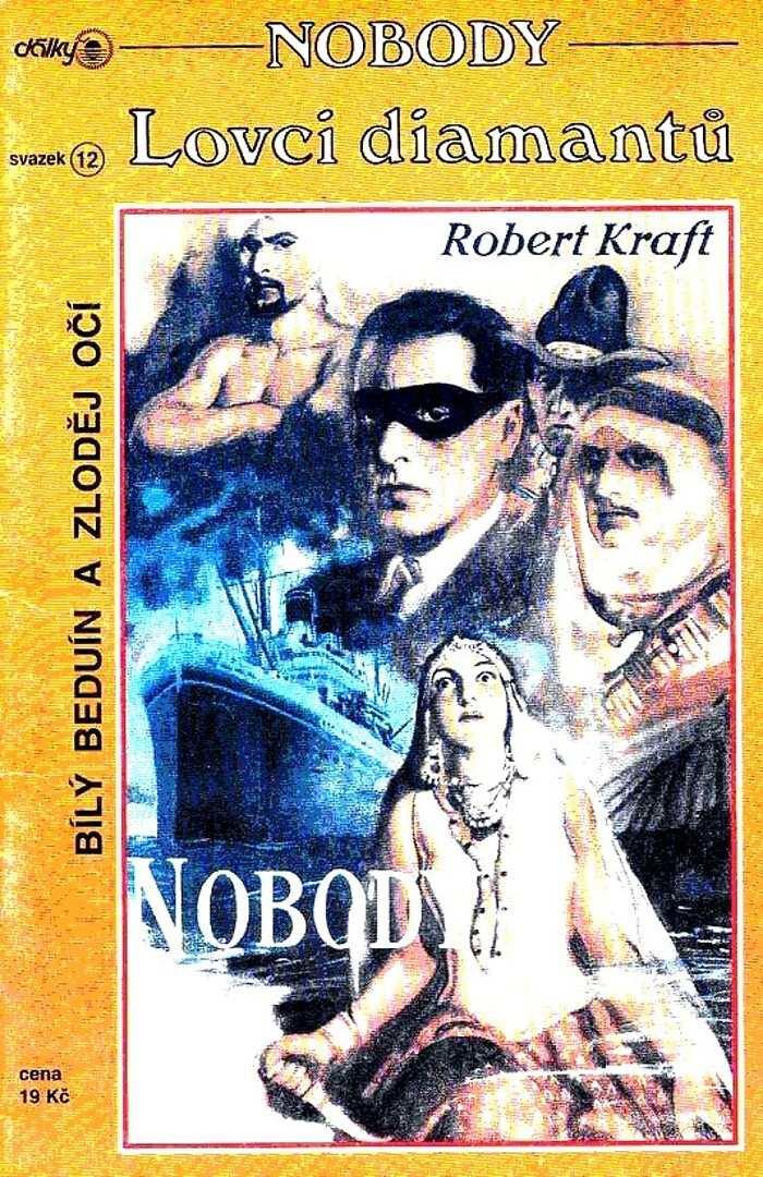 DALKY_(1995)_Nobody_12_Lovci_diamantu