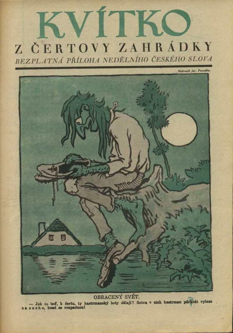 KVÍTKO_Z_ČERTOVY_ZAHRÁDKY_1.ročník_(1925)_číslo_04_náhled
