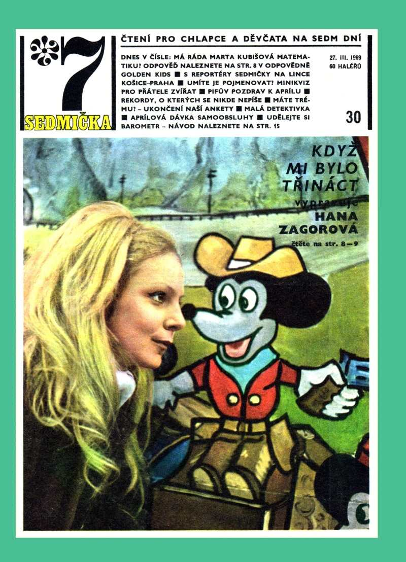 SEDMICKA_2.rocnik_(1968-69)_cislo_30