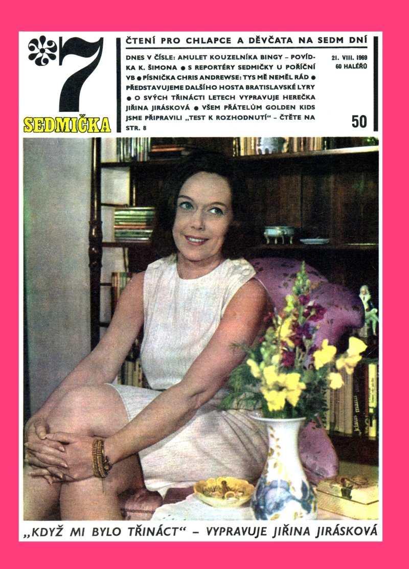 SEDMICKA_2.rocnik_(1968-69)_cislo_50