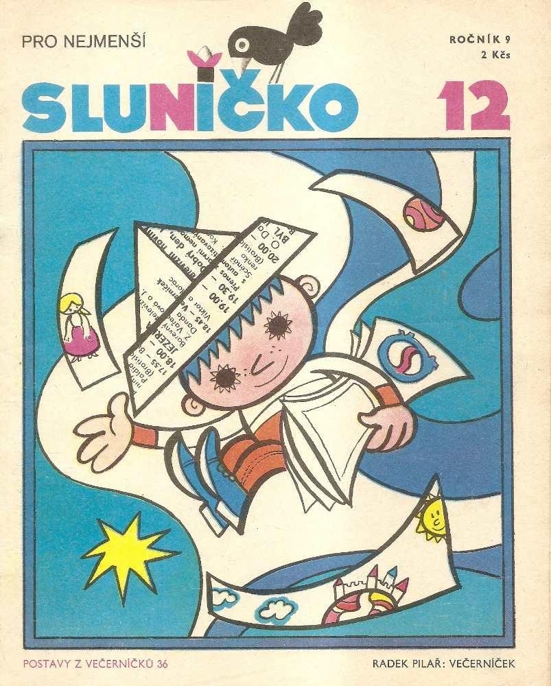 Kreslene Serialy 110 Stranka Stare Casopisy Pro Deti A Mladez V