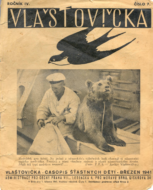 VLASTOVICKA_4.rocnik_(1940-41)_cislo_07