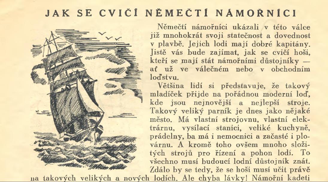 VLASTOVICKA_4.rocnik_(1940-41)_cislo_07_jas_se_cvici_nemecti_namornici