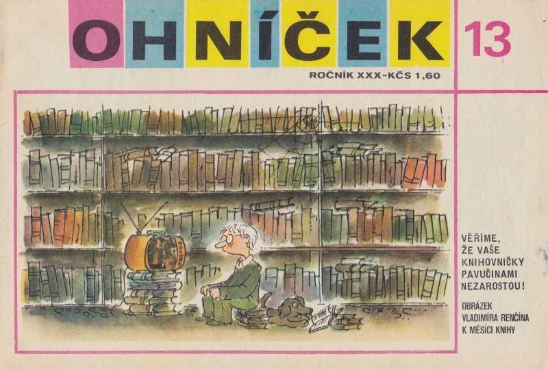 OHNICEK_30.rocnik_(1979-80)_cislo_13