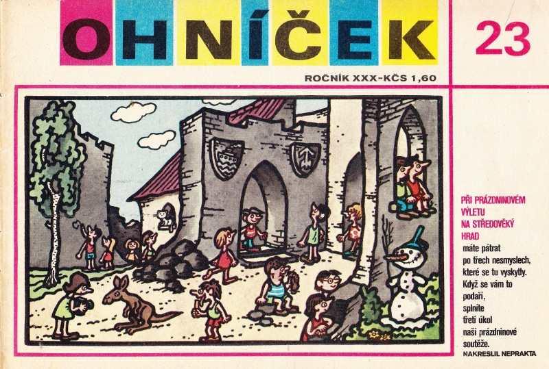 OHNICEK_30.rocnik_(1979-80)_cislo_23