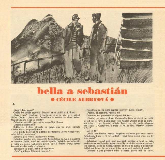 SEDMICKA PIONYRU_4.rocník_(1970-71)_19_bella_a_sebastian