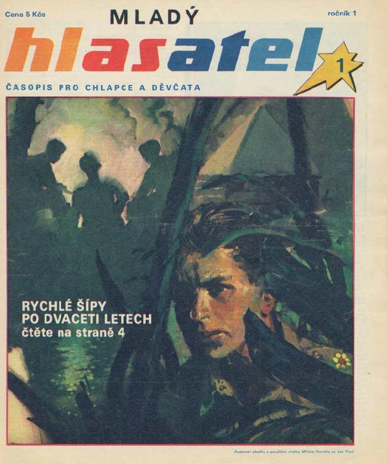 MLADY_HLASATEL_1.rocnik_(1990)_cislo_01