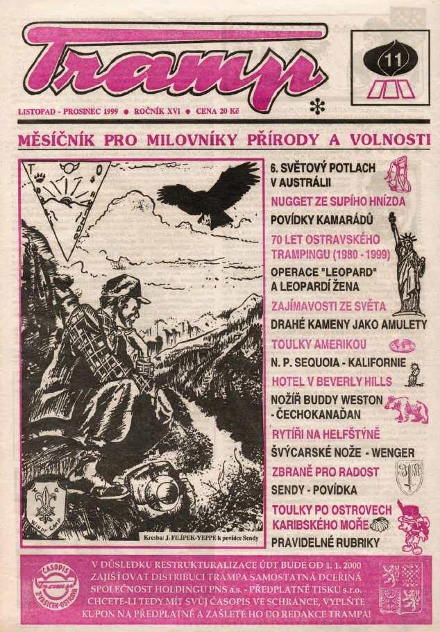 TRAMP_16.rocnik_(1999)_cislo_11