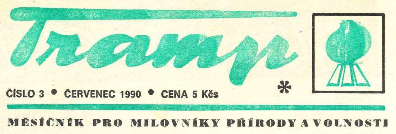 TRAMP_logo_casopisu_1990