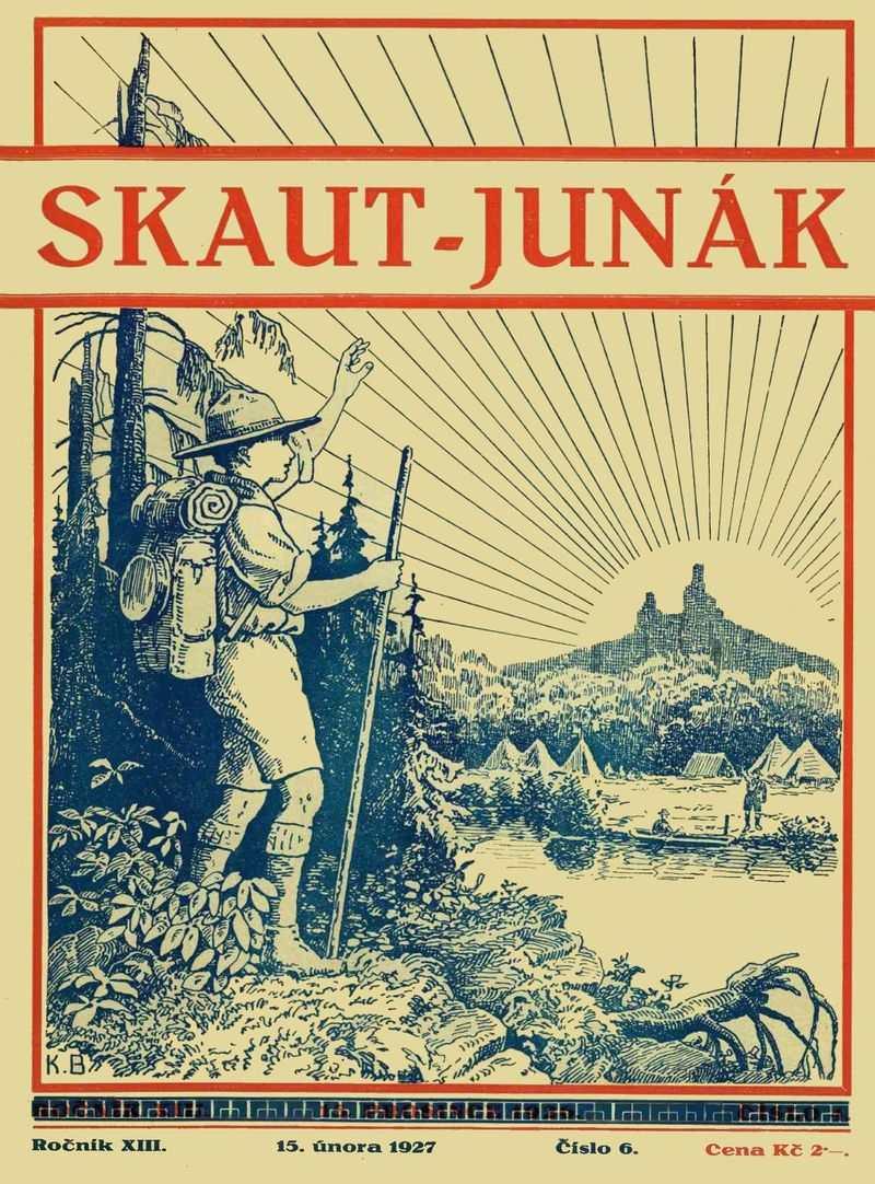 JUNAK_13.rocnik_(1926-27)_cislo_06