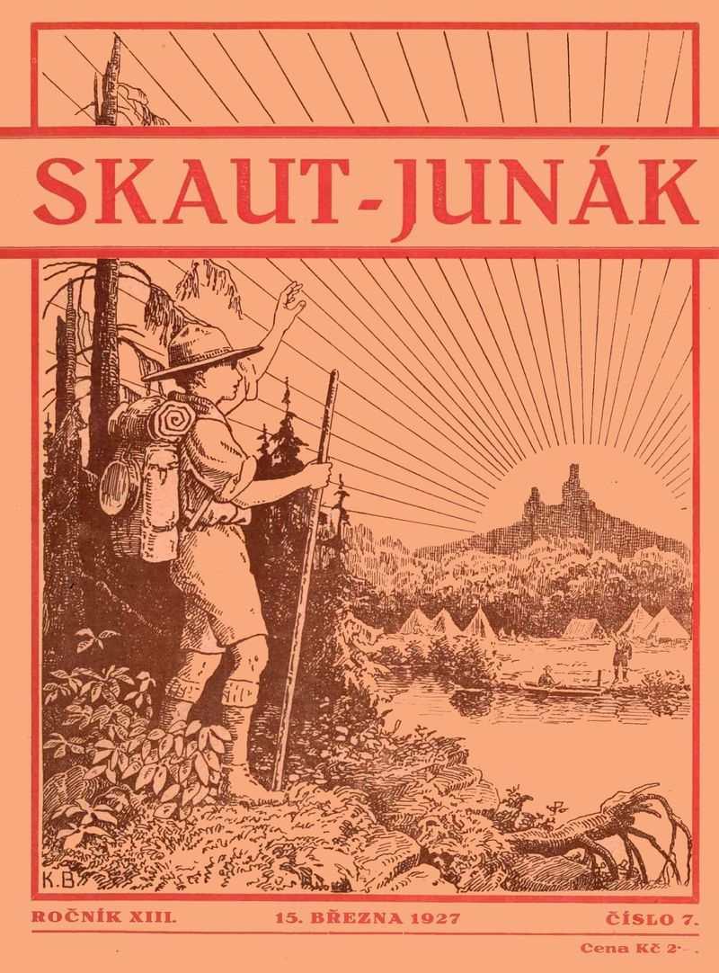 JUNAK_13.rocnik_(1926-27)_cislo_07