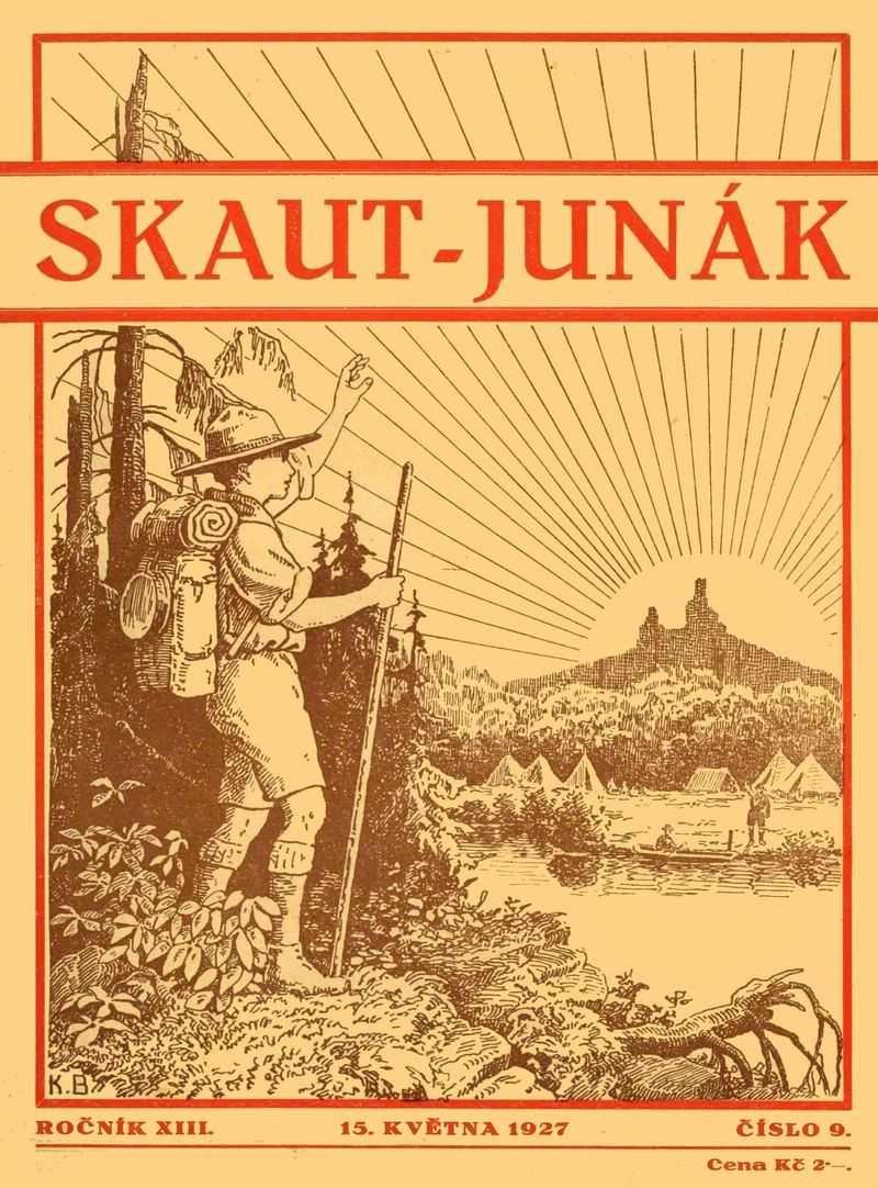 JUNAK_13.rocnik_(1926-27)_cislo_09