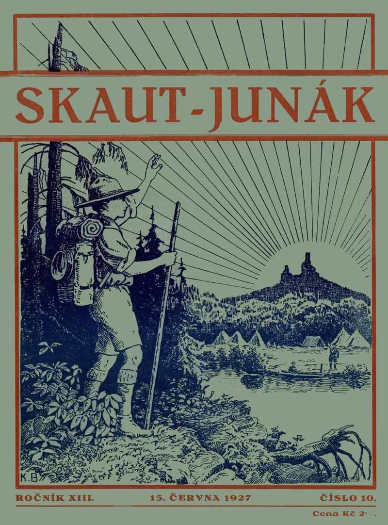 JUNAK_13.rocnik_(1926-27)_cislo_10