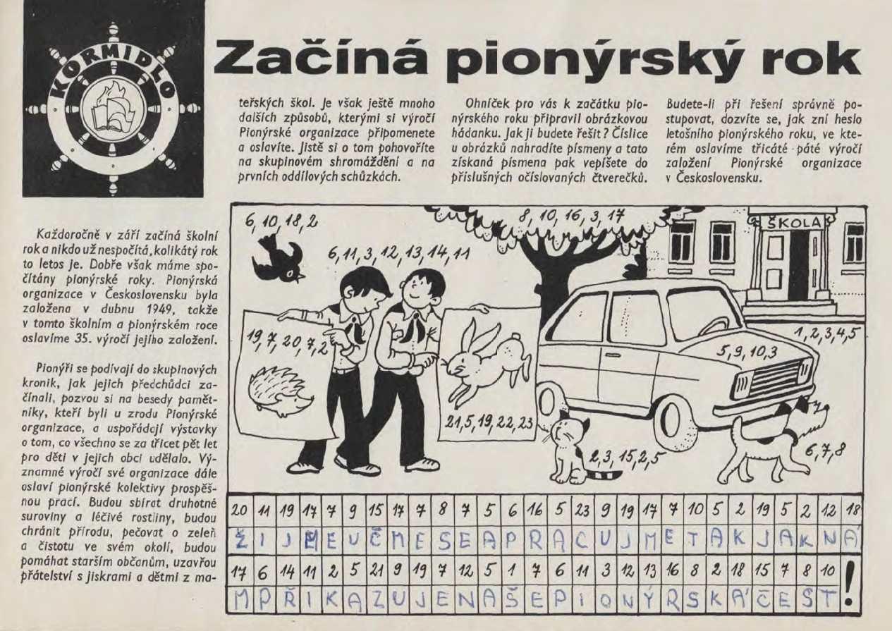 OHNICEK_34.rocnik_(1983-84)_cislo_01_11_Kormidlo