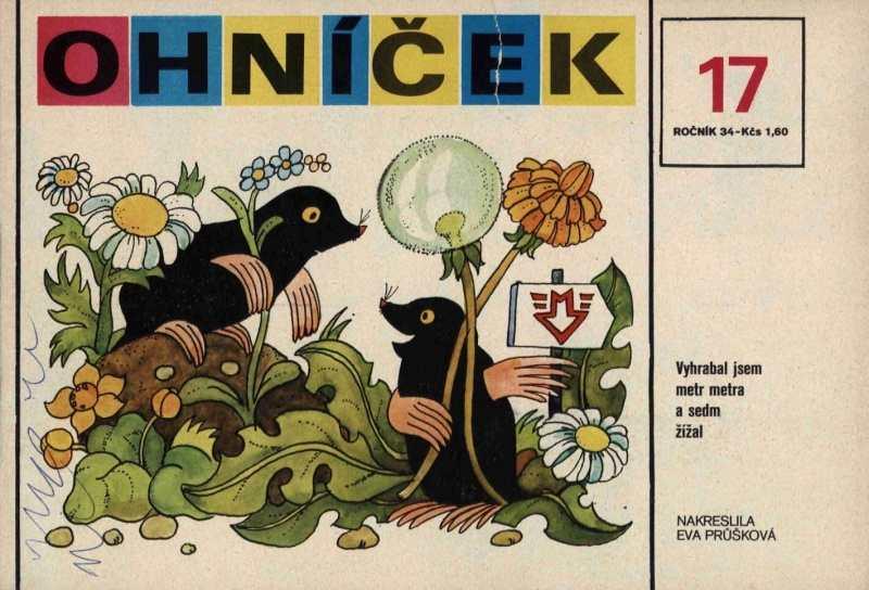OHNICEK_34.rocnik_(1983-84)_cislo_17