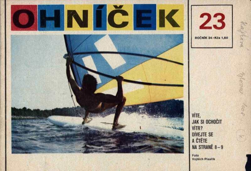 OHNICEK_34.rocnik_(1983-84)_cislo_23