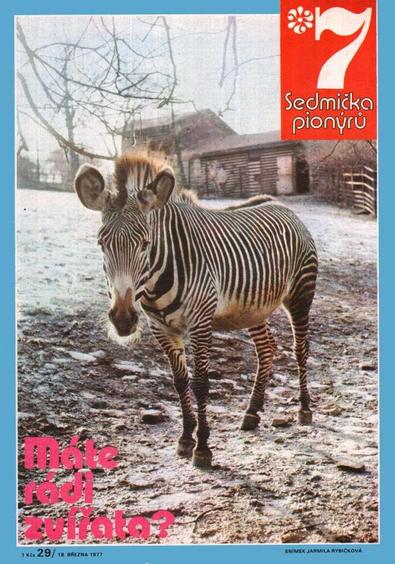 SEDMICKA_PIONYRU_10.rocnik_(1976-77)_cislo_29