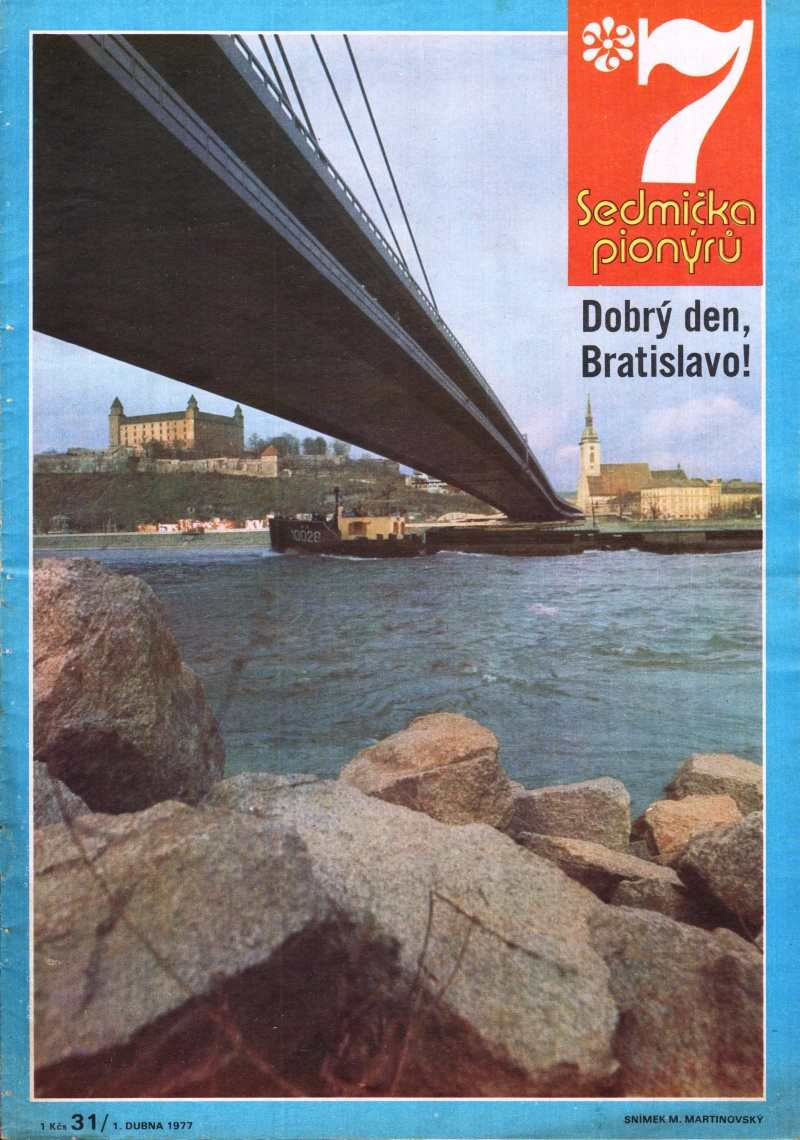 SEDMICKA_PIONYRU_10.rocnik_(1976-77)_cislo_31
