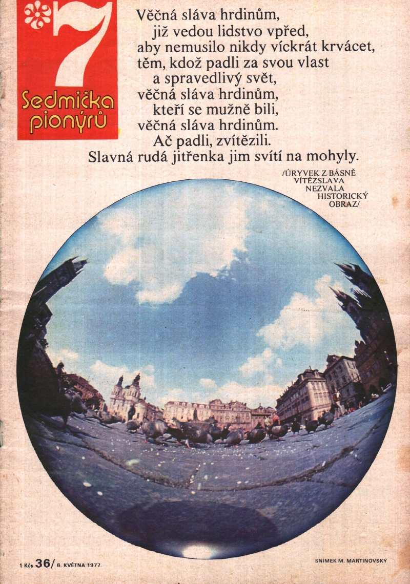 SEDMICKA_PIONYRU_10.rocnik_(1976-77)_cislo_36