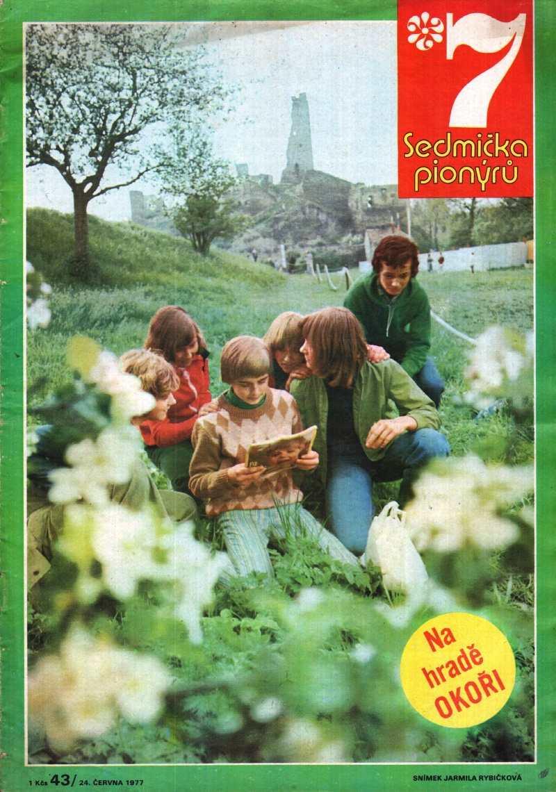 SEDMICKA_PIONYRU_10.rocnik_(1976-77)_cislo_43