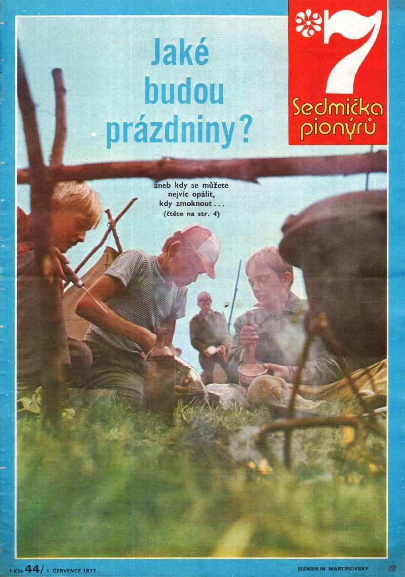 SEDMICKA_PIONYRU_10.rocnik_(1976-77)_cislo_44