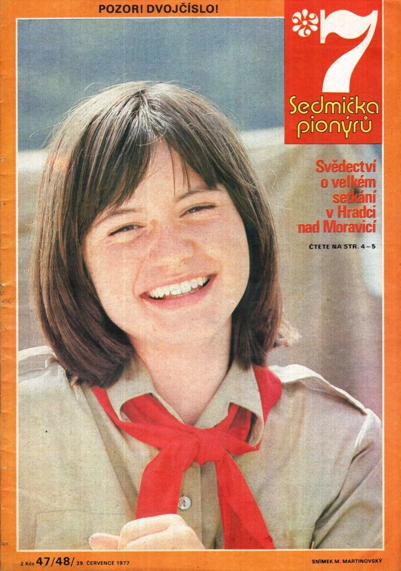 SEDMICKA_PIONYRU_10.rocnik_(1976-77)_cislo_47-48