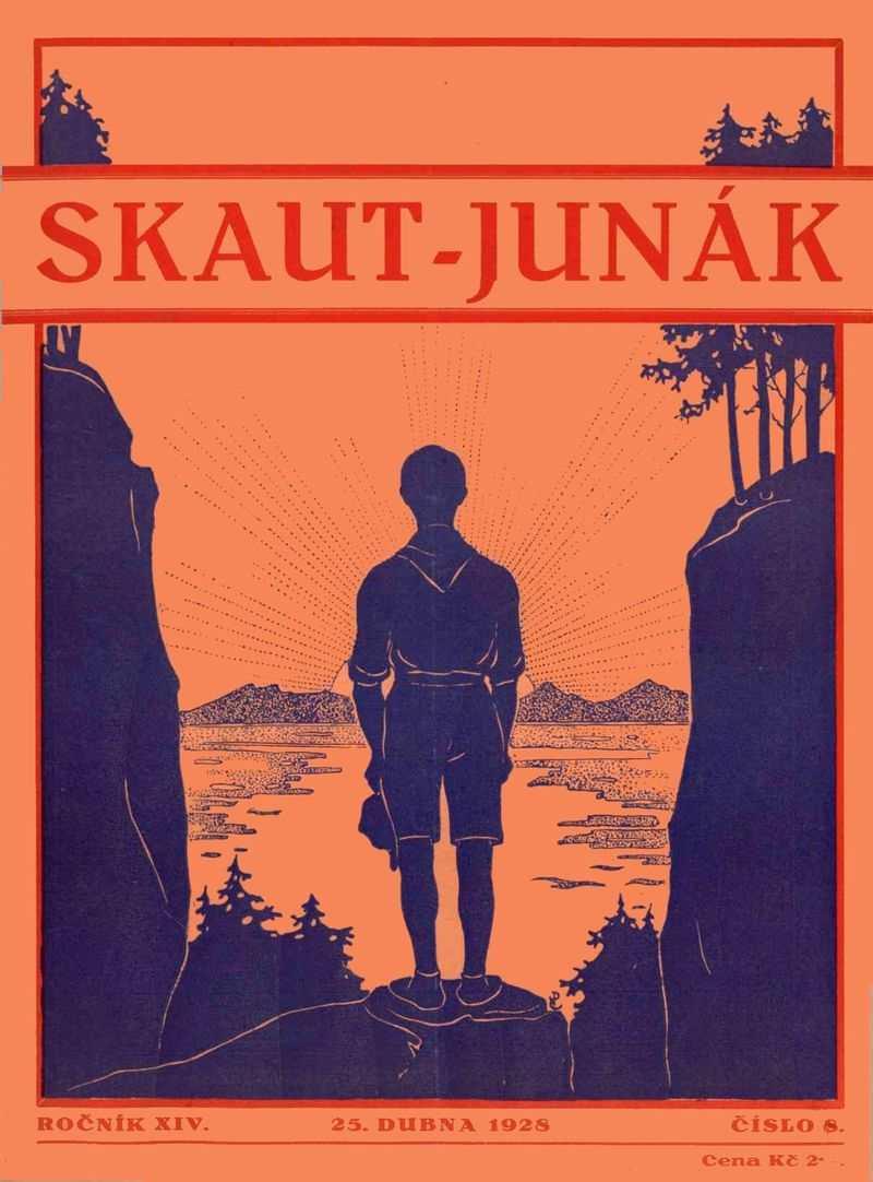JUNAK_14.rocnik_(1927-28)_cislo_08