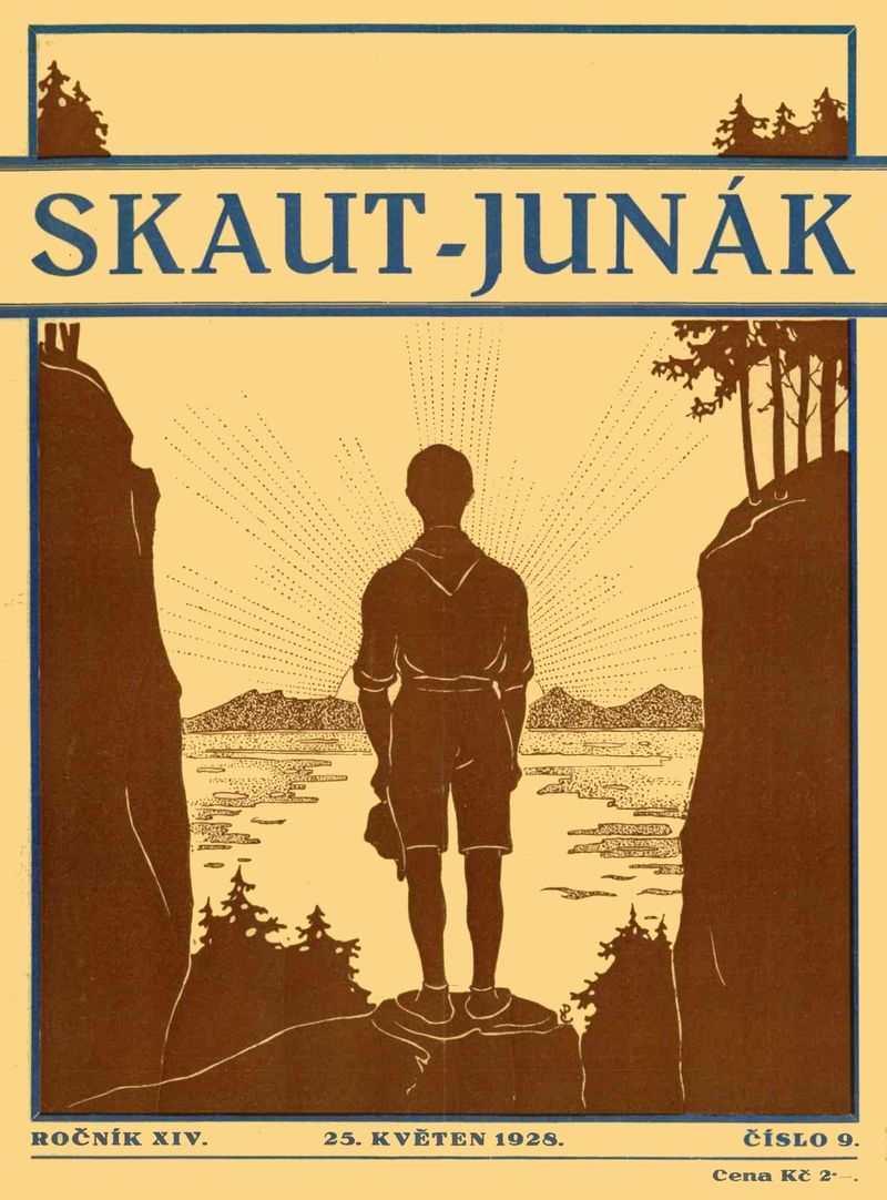 JUNAK_14.rocnik_(1927-28)_cislo_09