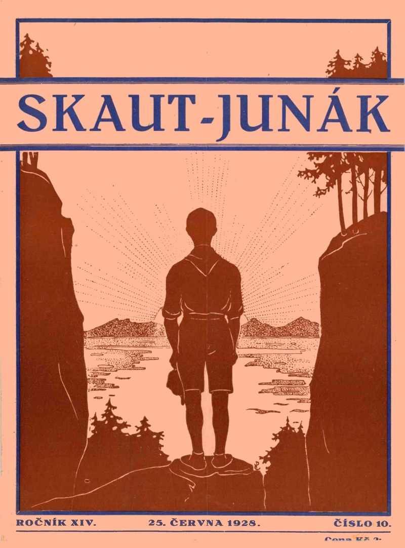 JUNAK_14.rocnik_(1927-28)_cislo_10