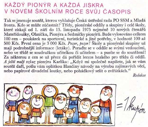 MATERIDOUSKA_32.rocnik_(1975-76)_cislo_01_KAZDY_PIONYR_KAZDA_JISKRA