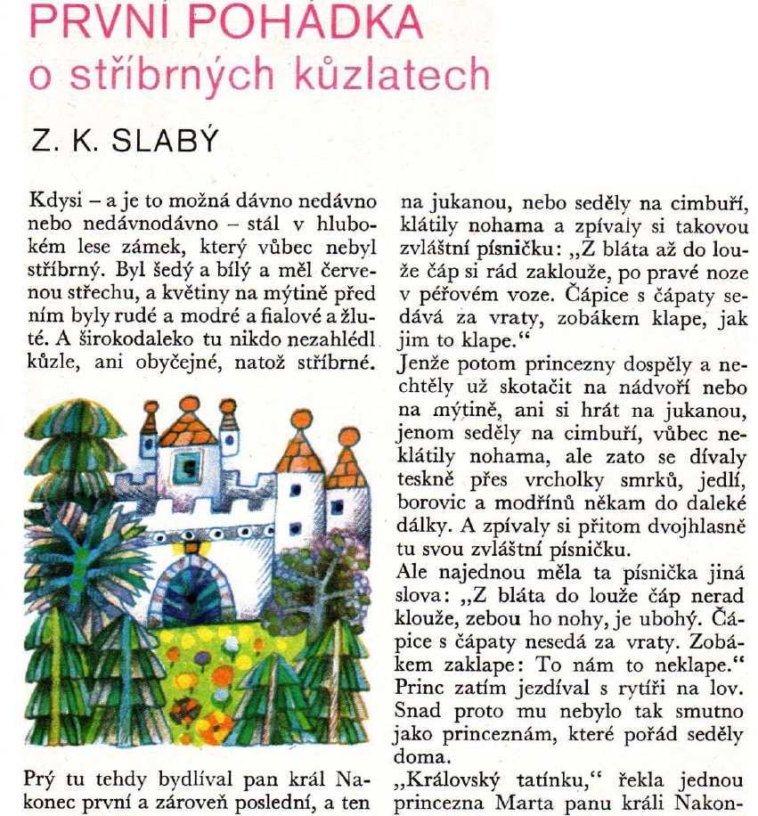 MATERIDOUSKA_32.rocnik_(1975-76)_cislo_01_z.k.slaby