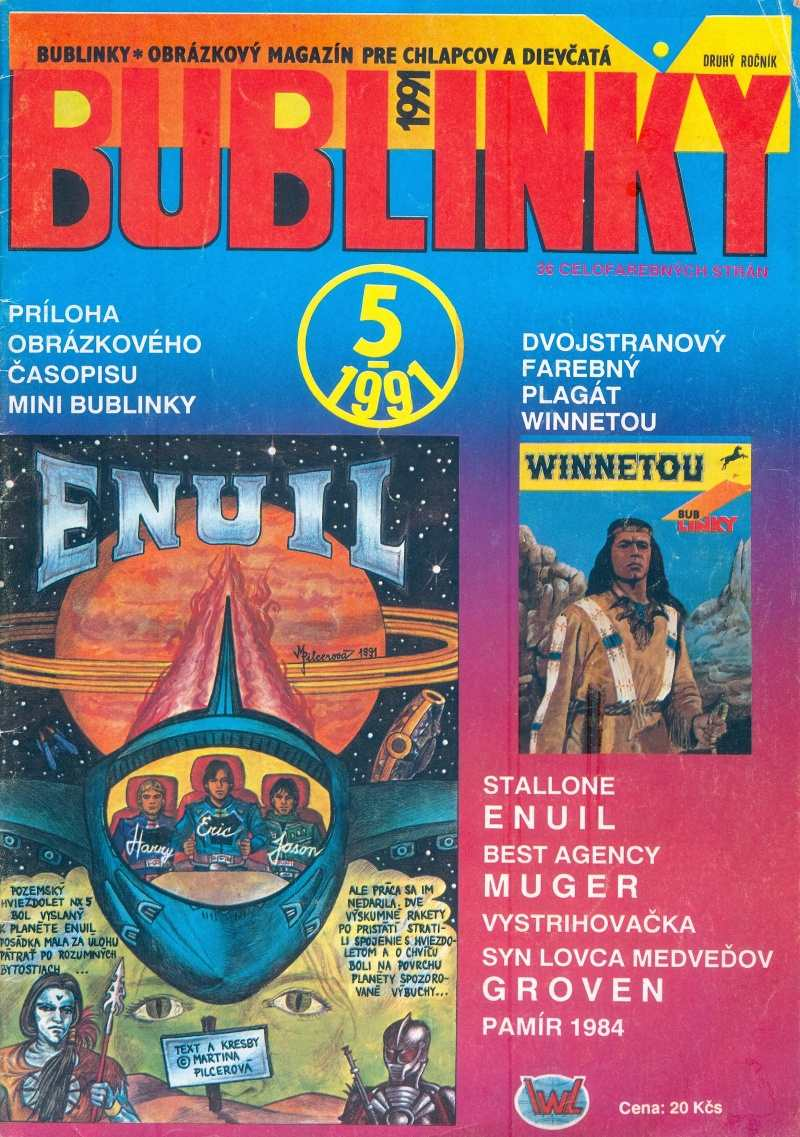 bublinky_2-rocnik_1991_cislo_05