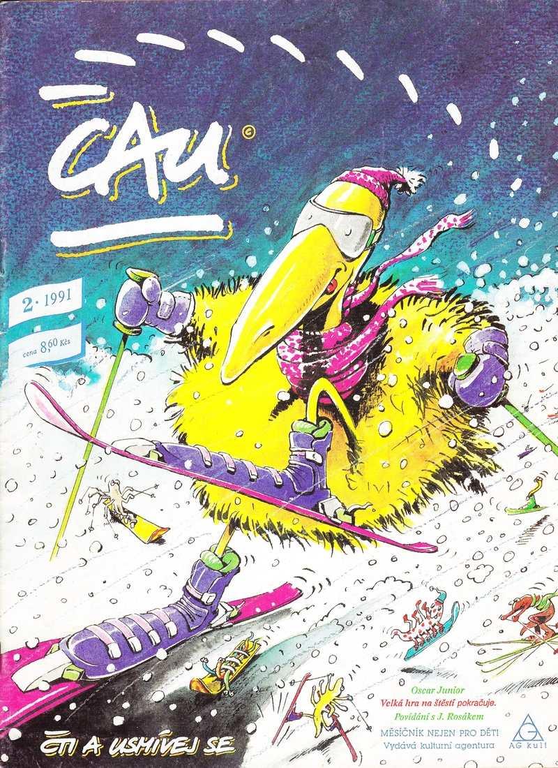 CAU_1.rocnik_(1991)_cislo_02