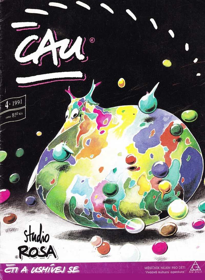 CAU_1.rocnik_(1991)_cislo_04
