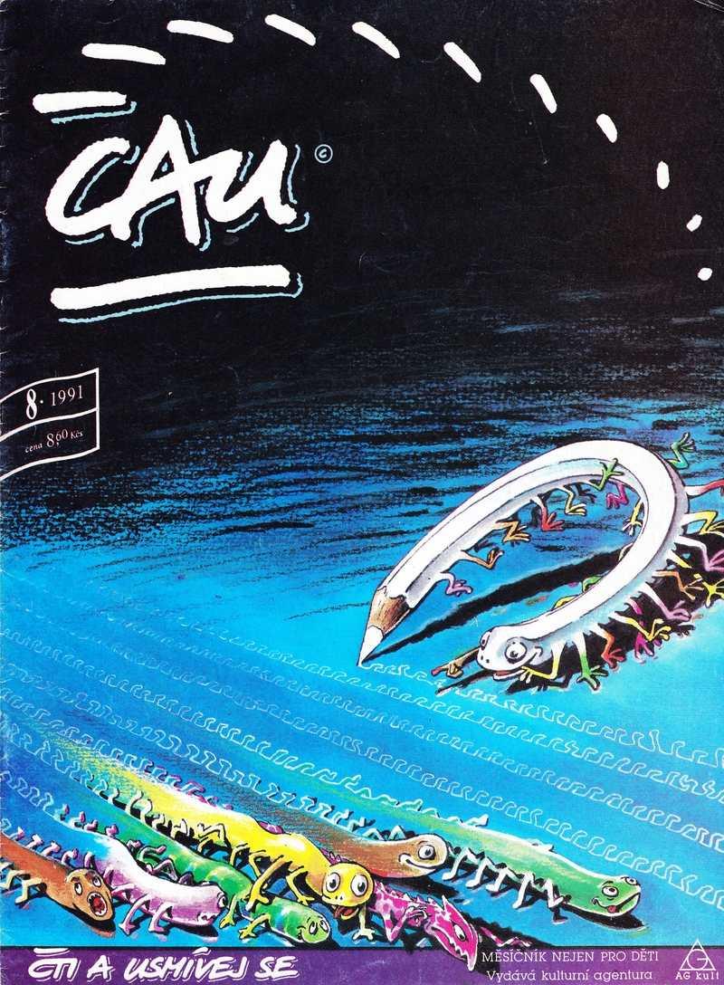 CAU_1.rocnik_(1991)_cislo_08