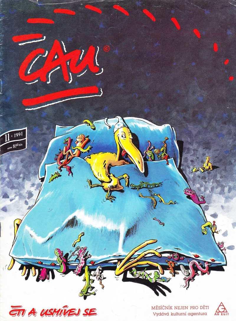 CAU_1.rocnik_(1991)_cislo_11