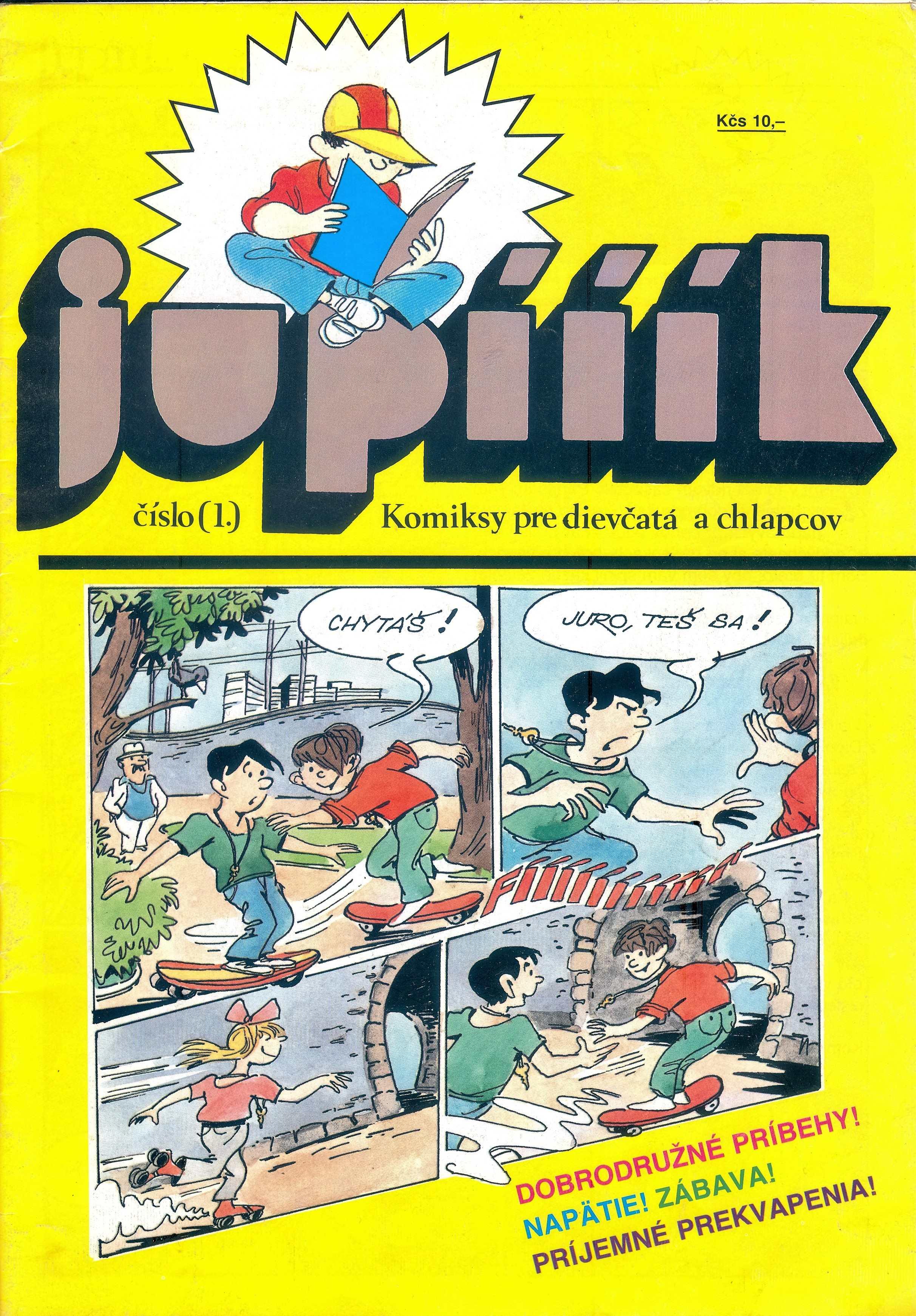 jupiiik_1-rocnik_1990_cislo_01