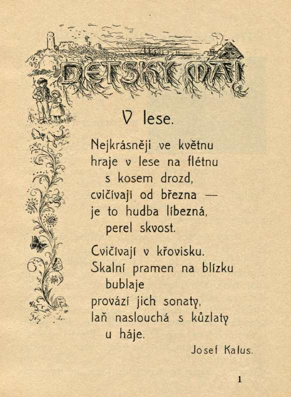 detsky_maj_5-rocnik_1909_cislo_01a