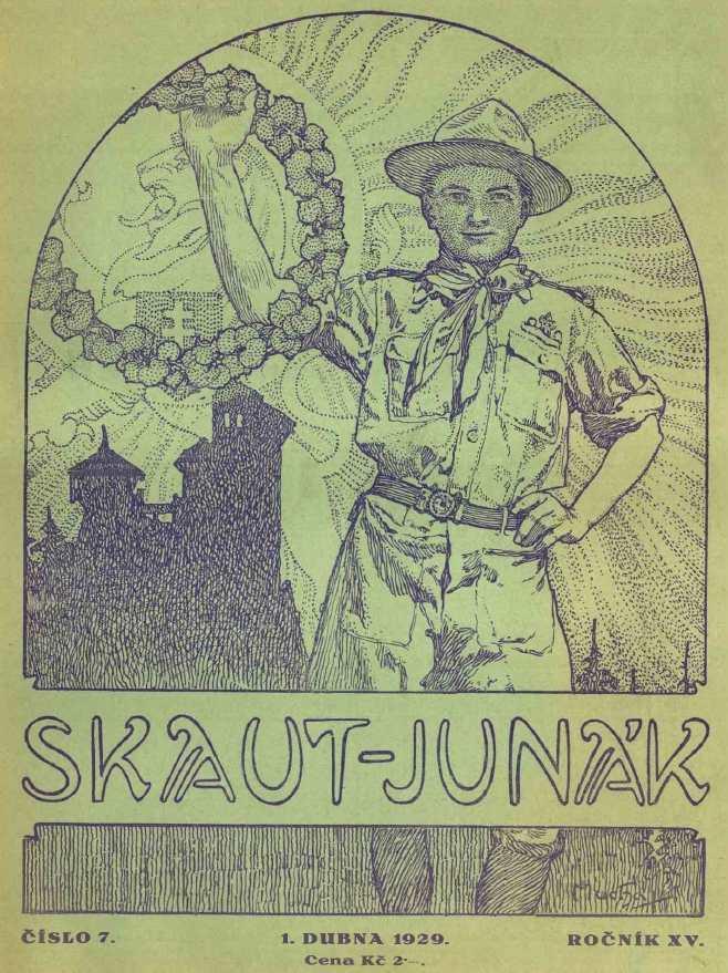 junak_15-rocnik_1928-29_cislo_07