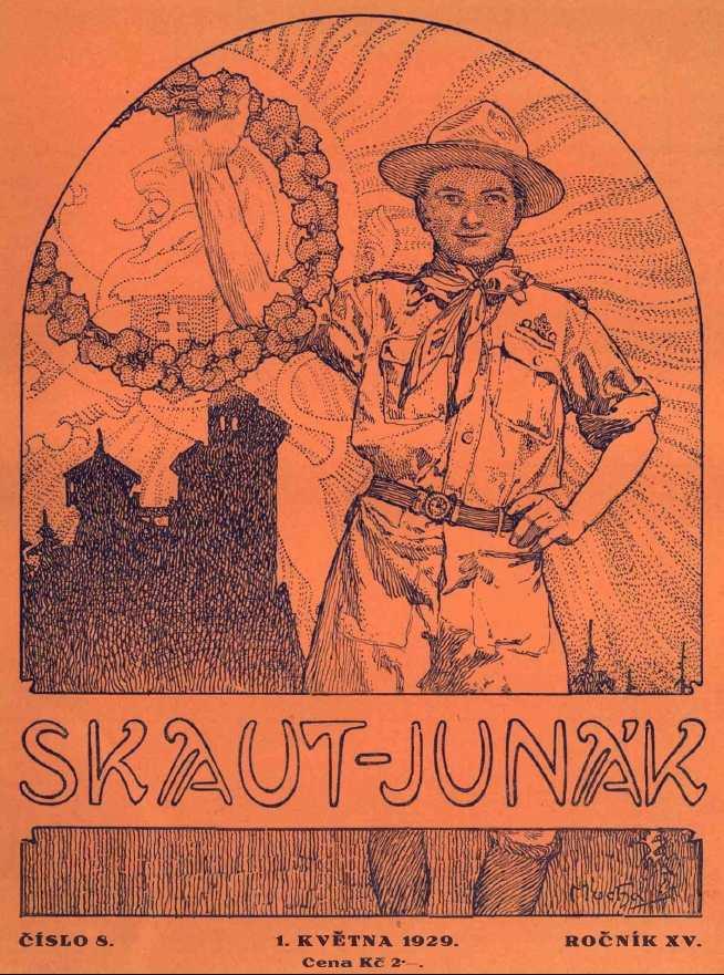 junak_15-rocnik_1928-29_cislo_08
