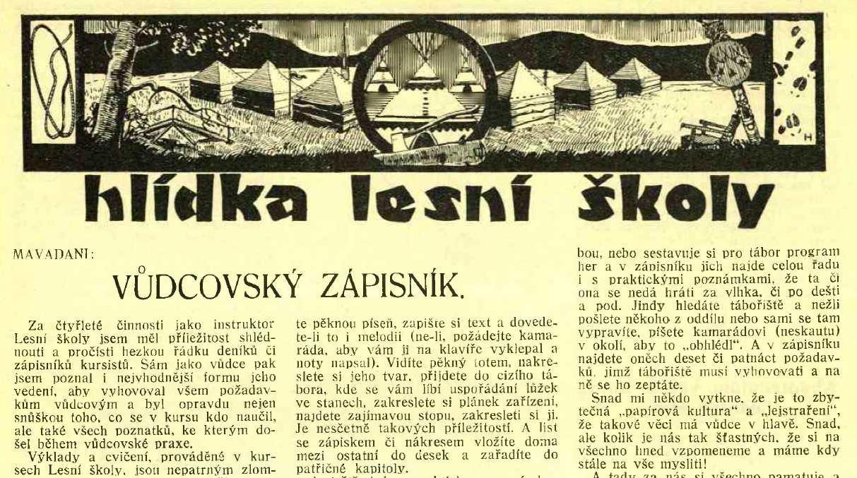 junak_15-rocnik_1928-29_cislo_08_hlidka_lesni_skoly