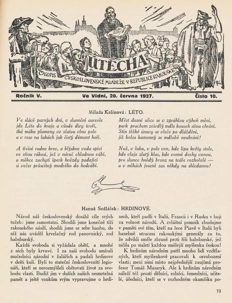 utecha_5-rocnik_1926-27_cislo_03