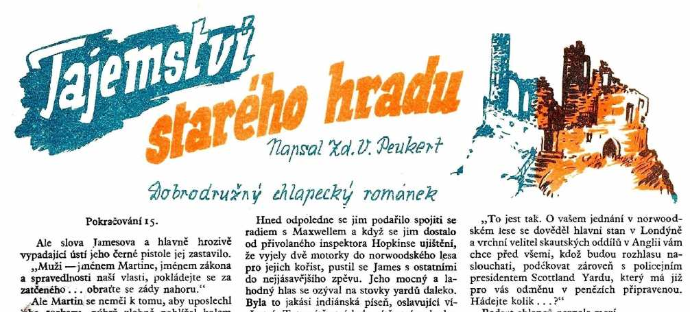 punta_4-rocnik_1938_cislo_42_tajemstvi_stareho_hradu